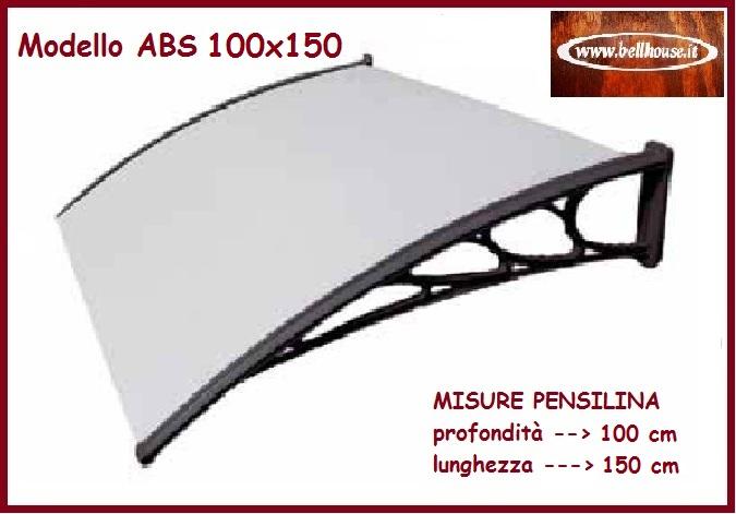 Pensiline in policarbonato tettoie ingresso pensilina for Bricoman cancelli