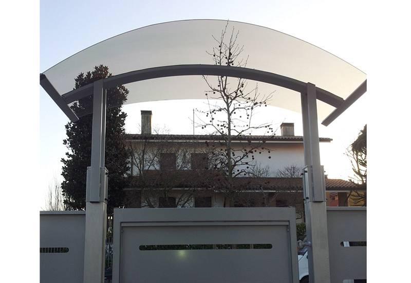 Copri cancello Alba-Light