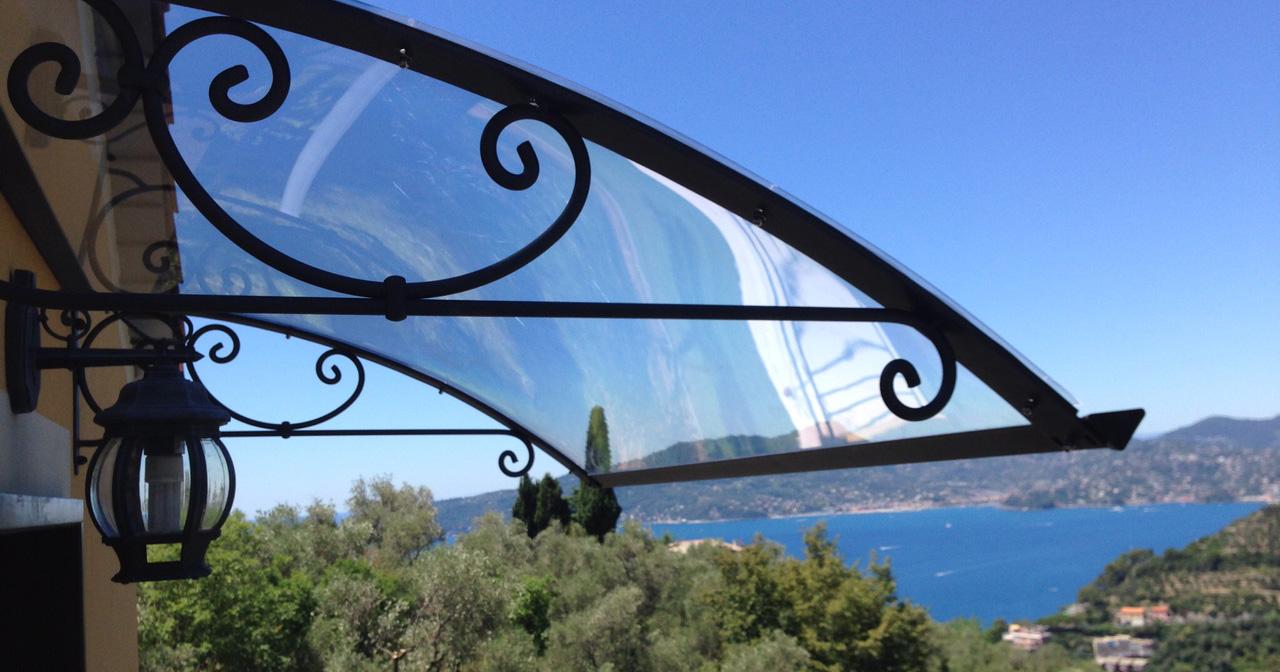 Pensiline bellhouse pensiline e arredo giardino su misura for Pensiline in policarbonato amazon