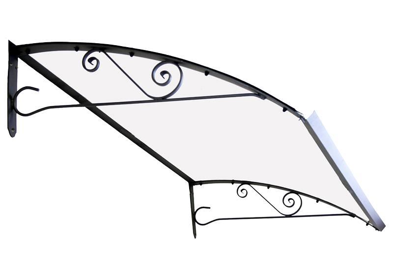 Pensilina in ferro Eco Line