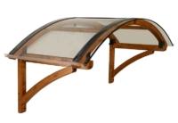Pensilina in legno Alba Legno